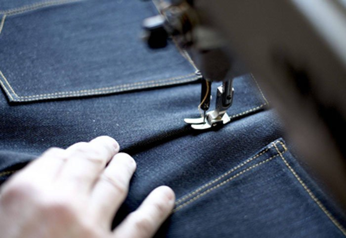 Where can I get jeans manufactured for my brand