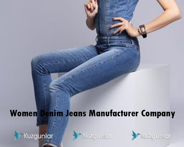 Women Denim Jeans Manufacturer Company