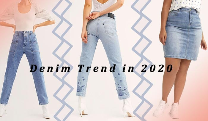 Denim Trend in 2020