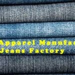 Jeans Apparel Manufacturers, Jeans Factory